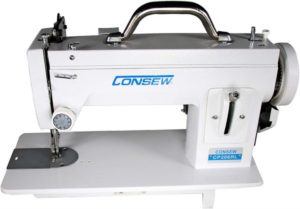 Consew CP206RL Industrial Walking Foot Sewing Machine Review
