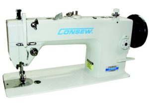 Consew P1206RB Industrial Walking Foot Sewing Machine Review