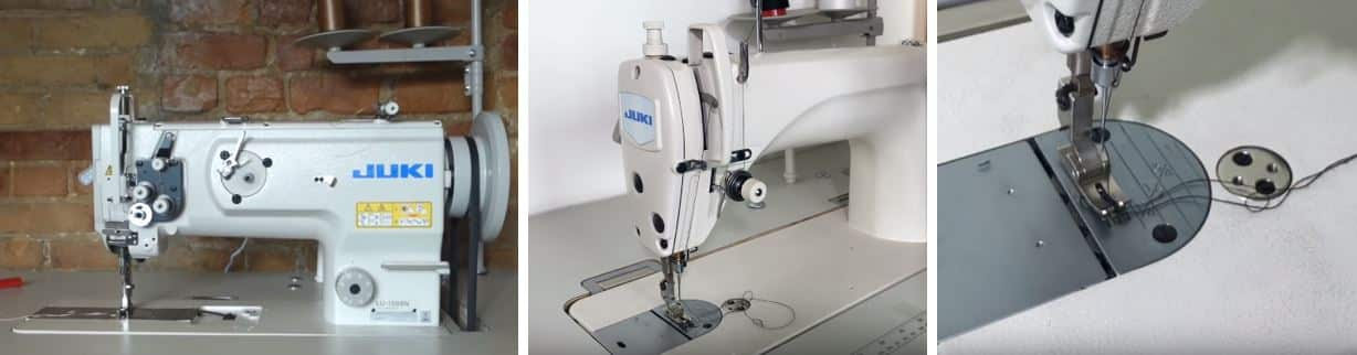 Flatbed Industrial Sewing Machine