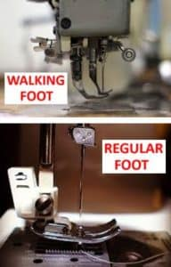 Best Walking Foot Sewing Machines