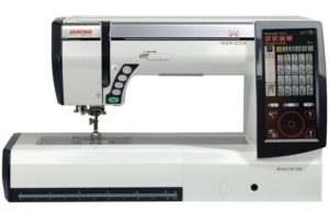 Janome Horizon Memory Craft 12000 Sewing and Embroidery Machine Review