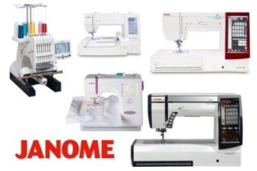 The Best Janome Embroidery Machine
