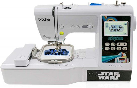 Brother LB5000S Star Wars