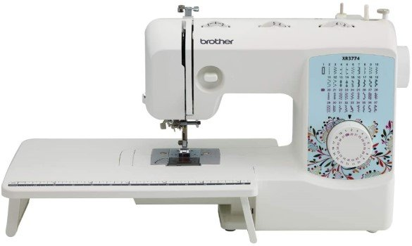 Brother XR3774 Sewing Machine for Beginners