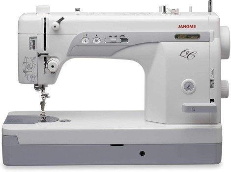 Janome 1600P-QC Mid Arm Quilting Machine