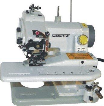 Consew 75T Industrial Blindstitch Machine
