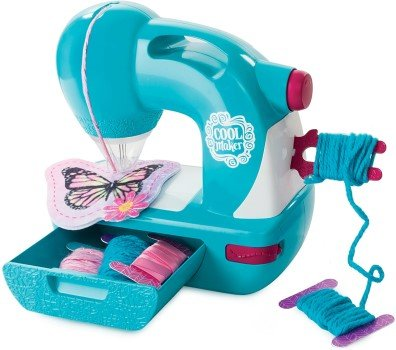 CoolMaker Sew n Style Toy Sewing Machine