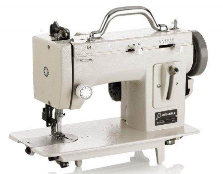 Reliable Barracuda 200ZW Zig-Zag Industrial Sewing Machine