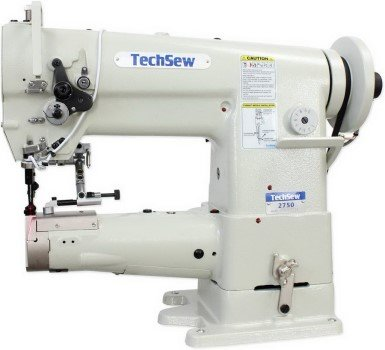 TechSew 2750 Pro Cylinder Bed Walking Foot Industrial Sewing Machine