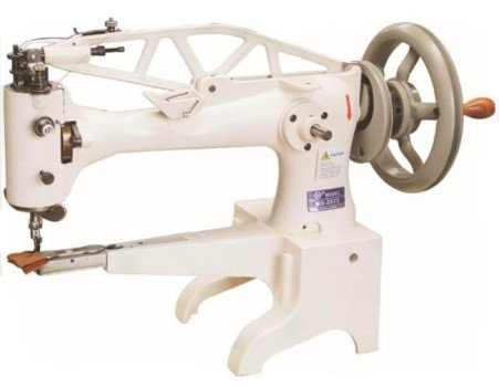 YEQIN Leather Patcher Industrial Sewing Machine