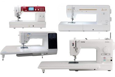 Best Large Throat Sewing Machinefor Quilting