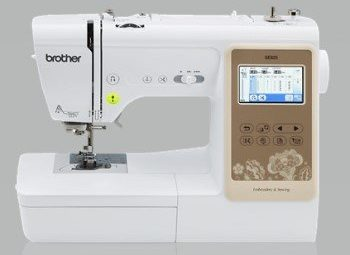 Brother SE625 Sewing and Embroidery Machine